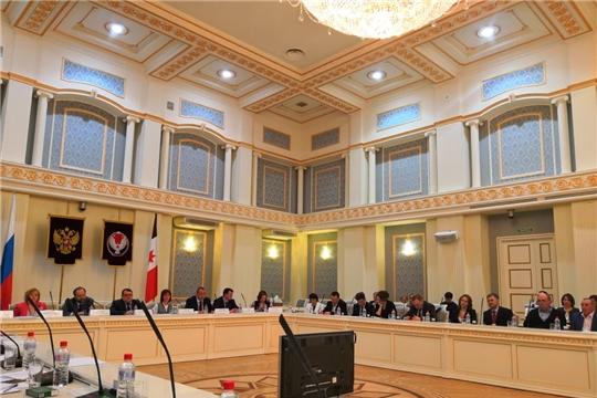 Представители Минюста Чувашии принимают участие в Межрегиональной конференции по вопросам государственной кадастровой оценки
