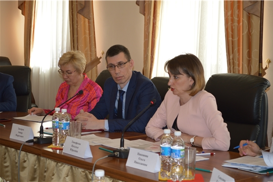 Коллегия Минюста Чувашия обсудила актуальные вопросы