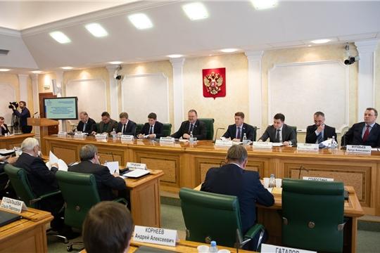 Совет по местному самоуправлению при Совете Федерации обсудил конкурс «Лучшая муниципальная практика»