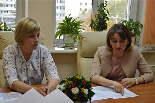 Состоялось рабочее совещание с мировыми судьями Шумерлинского и Цивильского районов