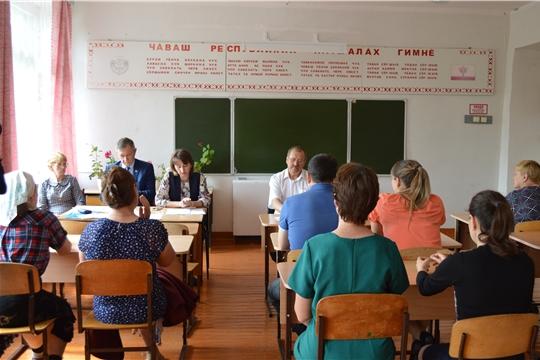 В ходе Единого информационного дня в Аликовском районе обсудили актуальные вопросы