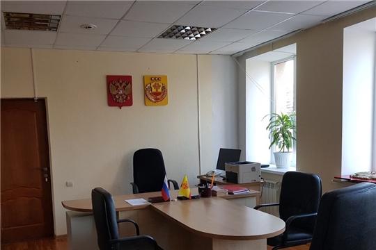 Завершен переезд судебного участка № 1 Яльчикского района