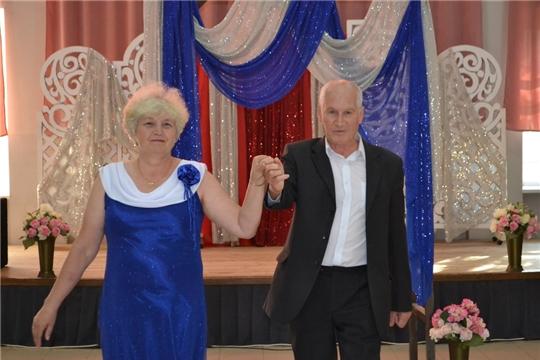 В Ядринском районе состоялся первый семейный бал