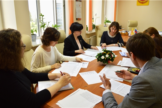 В Минюсте Чувашии обсудили предварительные результаты государственной кадастровой оценки земель населенных пунктов