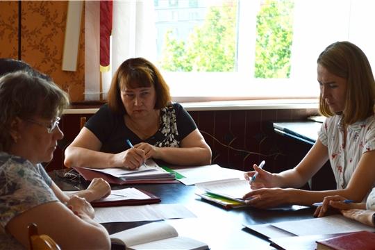 Отраслевая балансовая комиссия Минюста Чувашии обсудила итоги работы БУ «Чуваштехинвентаризация» в 1 квартале 2019 года
