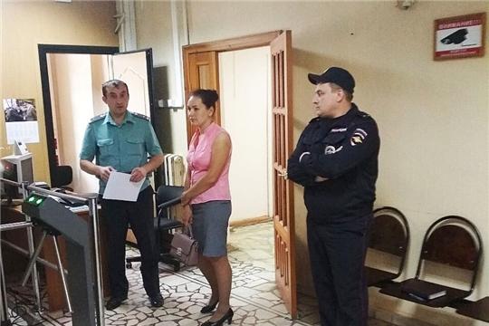 Обследованы помещения мировых судей г.Канаша и Канашского района