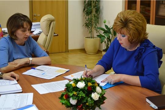 Новочебоксарску и Мариинско-Посадскому району даны рекомендации по управлению муниципальным имуществом