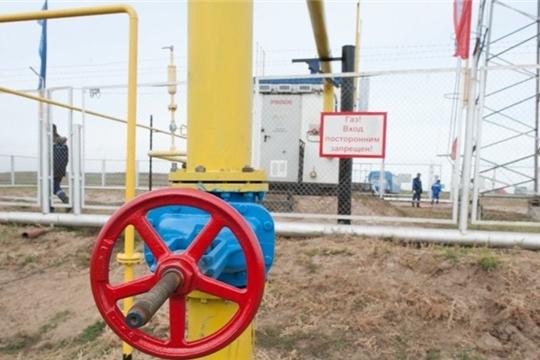 Утверждены границы охранных зон газораспределительных сетей в Вурнарском районе