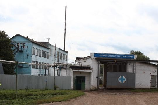 Объявлен прием документов от кандидатов на должность генерального директора АО «Цивильский ветеринарно-санитарный утилизационный завод»