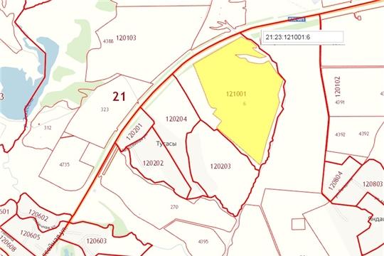 Внимание! Завершается прием заявок на участие в аукционе аренды земельного участка в Шумерлинском районе