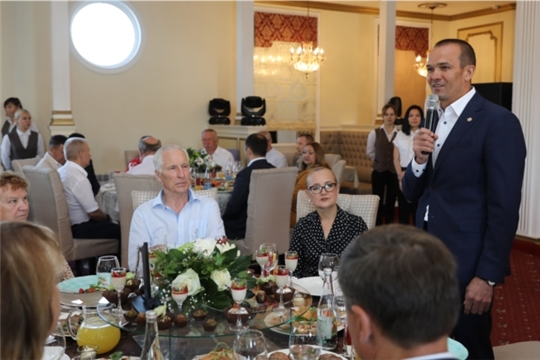 Глава Чувашии обсудил с предпринимателями вопросы государственной поддержки развития бизнеса и реализации национальных проектов