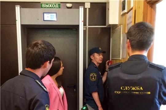 Обследованы здания судебных участков в Красноармейском и Аликовском районах