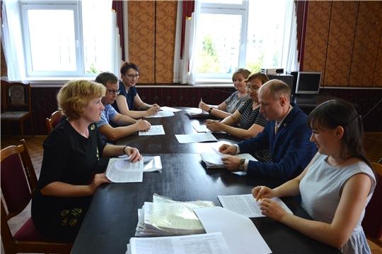 Состоялось заседание комиссии по передаче в аренду и безвозмездное пользование имущества, закрепленного за госучреждениями
