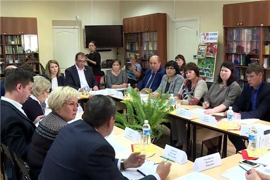 В Общественном совете при Минюсте Чувашии обсудили предоставление земельных участков многодетным семьям