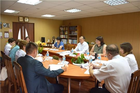 Министр Наталья Тимофеева посетила Козловский район