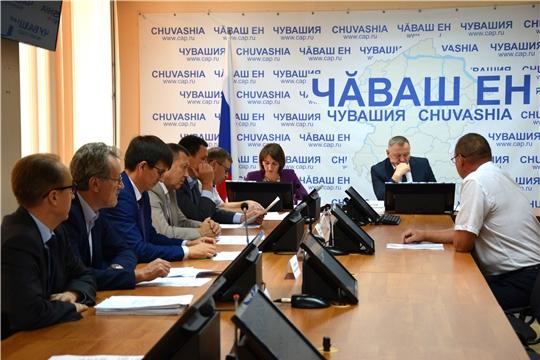 Состоялся конкурс на должность генерального директора АО «Цивильский ветеринарно-санитарный утилизационный завод»