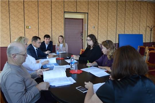 Состоялось заседание комиссии по рассмотрению споров о результатах определения кадастровой стоимости при Минюсте Чувашии