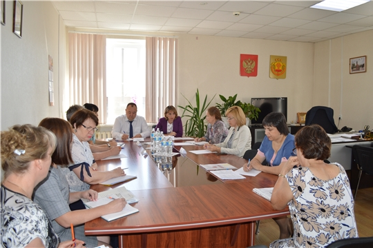 20 августа в рамках проекта «Юристы - населению» Минюст Чувашии в Ибресинском районе провел прием граждан