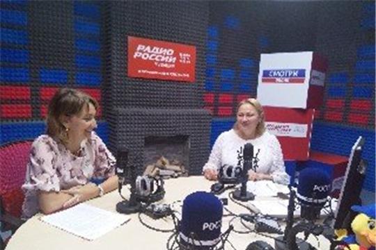 Наталья Тимофеева в прямом эфире Радио Чувашии ответила на вопросы радиослушателей по вопросам оказания бесплатной юридической помощи