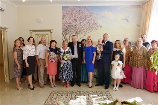 50 совместных лет жизни супругов Романовых – яркий пример крепкой и счастливой семьи