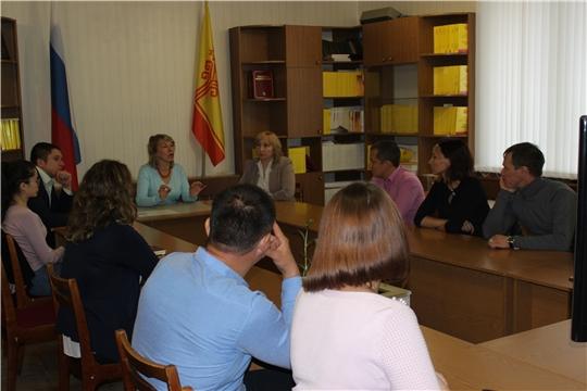 В Моргаушском  районе в рамках проекта «Сохраним семью» состоялся психологический тренинг для семейных пар