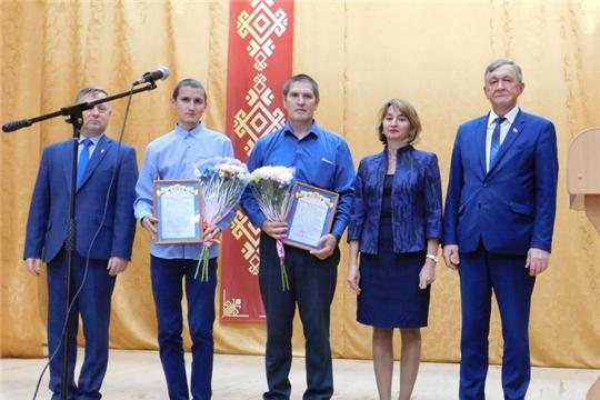 Наталья Тимофеева приняла участие в августовской конференции работников образования Аликовского района