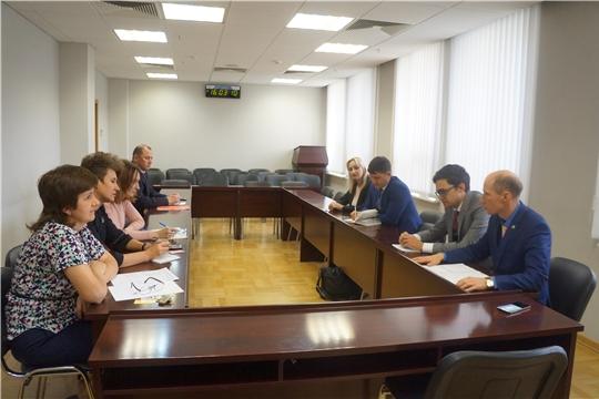 Состоялось совещание по вопросу проведения конкурса среди независимых экспертов по проведению независимой антикоррупционной экспертизы НПА