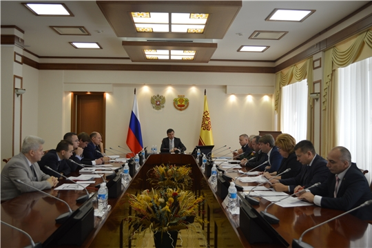Под председательством Ивана Моторина обсуждены вопросы организации и проведения осенней призывной кампании