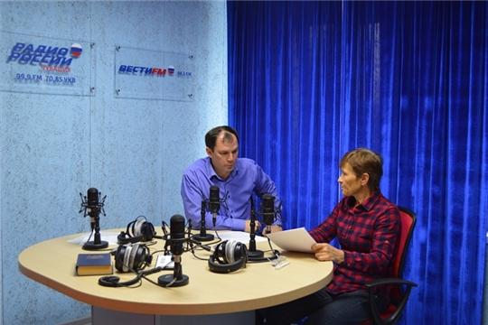 О предварительных результатах государственной кадастровой оценки – в эфире Радио Чувашии