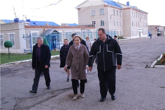 Состоялось выездное заседание Комиссии по вопросам помилования при Главе Чувашской Республики