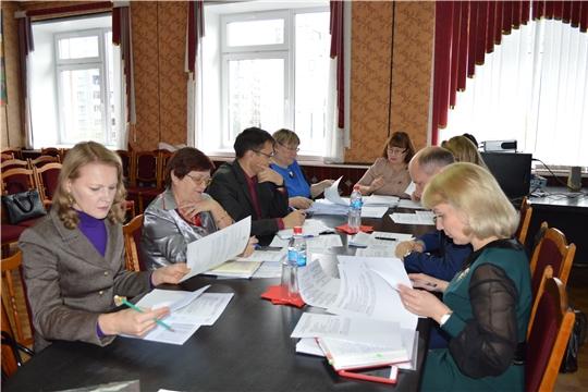 В Минюсте Чувашии состоялось заседание межведомственной комиссии по пересмотру результатов определения вида фактического использования объектов недвижимости