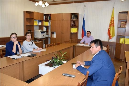 На заседании межведомственной комиссии обсудили вопросы реализации проекта «Формирование комфортной городской среды»