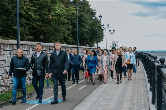 В День города Чебоксары состоится выставка достижений Чувашской Республики