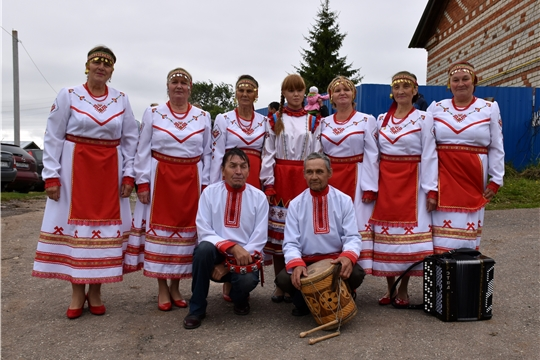 Праздник деревни Молгачкасы