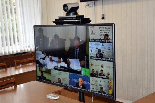 Состоялось заседание Координационного совещания по обеспечению правопорядка