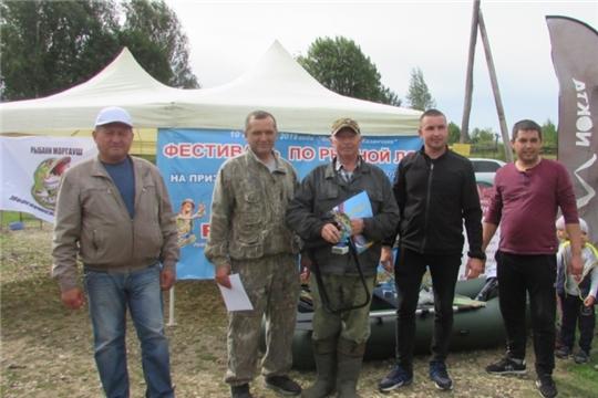 4 рыболовный фестиваль «Встреча на Казанчике» на призы магазина «Клёвый Рыбак»