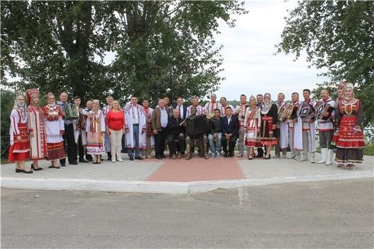 В рамках Дня г. Козловки состоялся IV открытый районный фестиваль-конкурс народного творчества «Играй гармонь, звени частушка!»