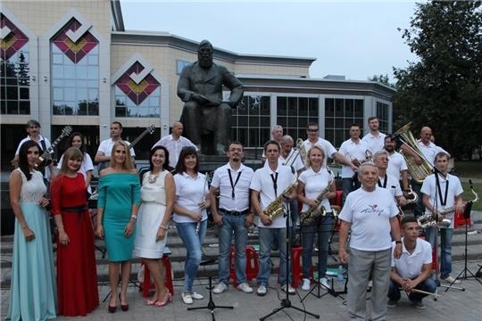 22 августа состоится музыкальный марафон «Поздравление любимому городу»