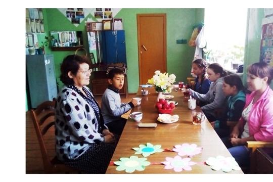 Познавательная программа «Спас про запас» в Тораевском ДК