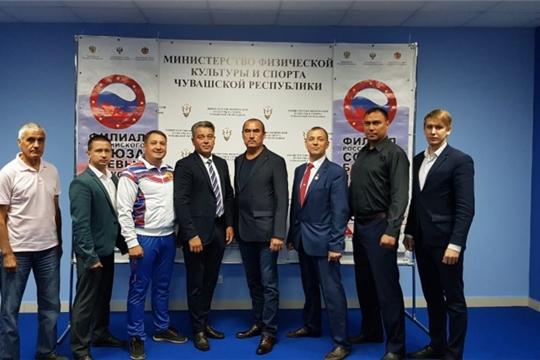 Рамиль Габбасов провел мастер-класс в Чебоксарах