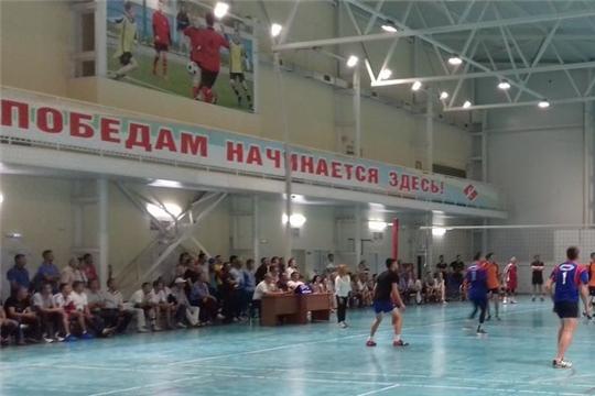 Команда Моргаушского района –на 5 месте.