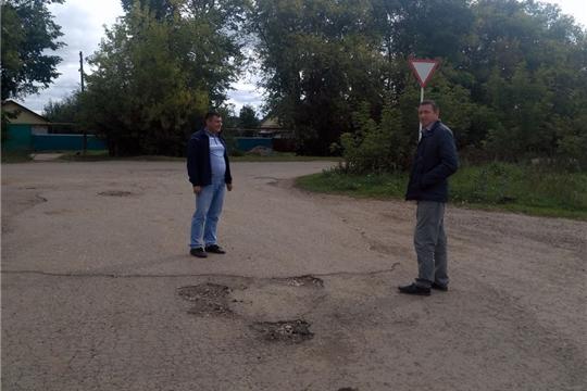 """Национальный проект «БКАД»: будет отремонтирована дорога """"Сура» - Лебедкино»."""