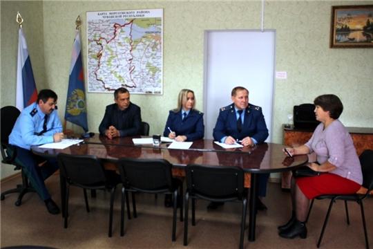 Первый заместитель прокурора Чувашской Республики Александр Евграфов провёл прием граждан в Моргаушском районе