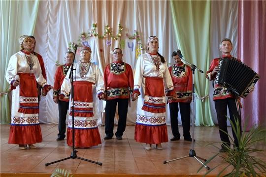 В с. Акрамово отметили День деревни