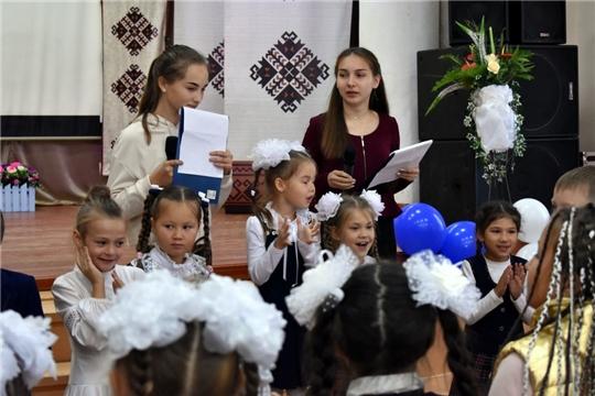 Состоялся детский праздник «Прощай, лето, здравствуй, школа!»