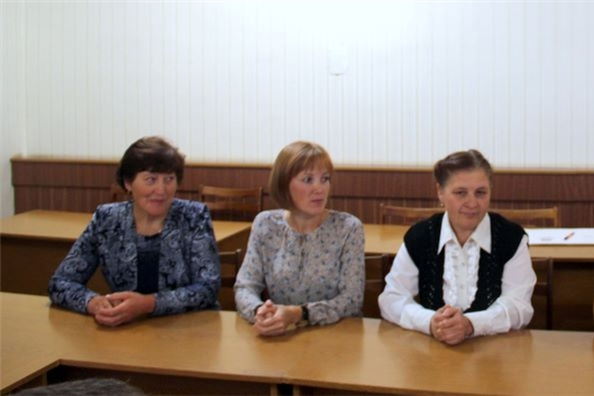 Состоялся районный  конкурс «Лучший муниципальный служащий Моргаушского района»