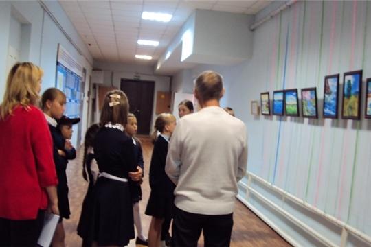 Выставка работ учащихся художественной школы искусств им. Ф.С. Васильева «Волшебный мир театра»