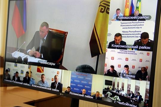 В Моргаушском районе ведется активная работа по профилактике правонарушений