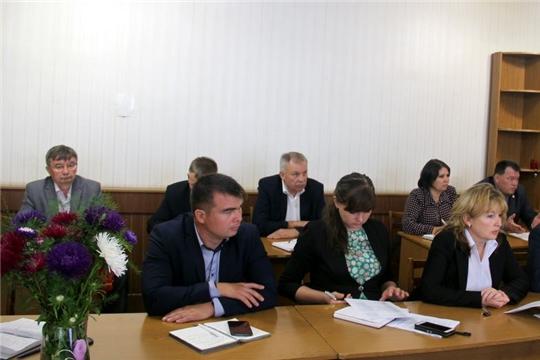 Моргаушский район готовится к «Кроссу нации -2019»