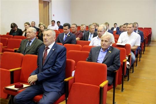 Депутаты Моргаушского районного Собрания депутатов  внесли изменения в районный бюджет на текущий год